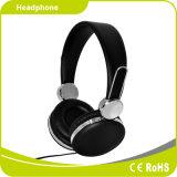 Écouteur de câble stéréo de haute fidélité matériel d'écouteur d'unité centrale de mode