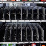 Dispensador lleno de la máquina expendedora del caramelo de algodón de la pantalla táctil