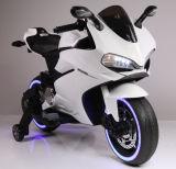 Nuevo diseño de los niños motocicleta eléctrica con ruedas encendidas