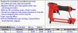 Пневматический сшиватель кроны инструментов J1016 средств