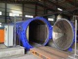 Autoclave de vidro para a linha de produção de revestimento de vidro