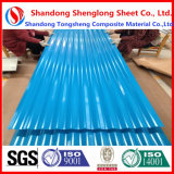 Constractionのための前に塗られた電流を通された波形の鋼板か波形の屋根ふきシート