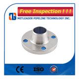 Socket brida soldada de diámetro para el gasoducto