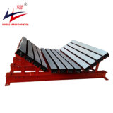 Buffer-Auswirkung-Bett des Bergbau-UHMWPE überzogenes für Bandförderer-Laden-Punkt