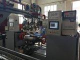 LPG 실린더를 위한 가득 차있는 자동적인 경계선 용접 기계