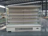 Integraler Kompressor kühlte geöffneten Bildschirmanzeige-Verkaufsberater mit R404A Kühlmittel
