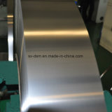 304 Seriers Ss laminé à froid 2b terminer le sable de souffler la plaque en acier inoxydable 1,2 mm d'épaisseur Tisco pour jeu de batterie de cuisine