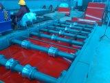 建築材料のための前に塗られた電流を通された波形の鋼板