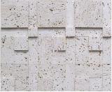 Естественная деревянная плитка мозаики камня мрамора картины