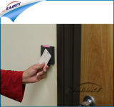 Carte principale d'hôtel de carte d'IDENTIFICATION RF de carte de PVC de haute sécurité