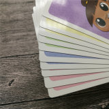 Cartes de jeu de cartes d'enseignement personnalisé Cartes éclair
