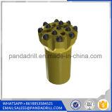 Bit di trivello filettati T51 concentrare di estrazione mineraria del carburo di Retrac T45 di goccia
