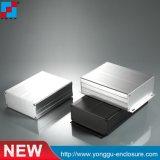 Het aangepaste Geval 97*40*L van het Project van de Fabrikant van de Bijlage Aluminium Uitgedreven