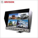 10 de Monitor van het Scherm van de Vertoning van de Kleur van de Vierling van Lagre tft-LCD van de duim