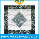 Elevatore della villa di Fushijia con la decorazione della struttura dell'acciaio inossidabile dello specchio