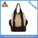 Большие мешки Tote холстины сумок женщин плеча емкости