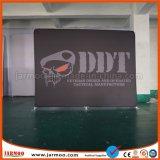10FT Tissu droites horizontales de la tension d'affichage d'exposition