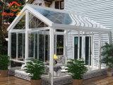 Últimas ventanas corredizas de aluminio y puertas de aluminio exterior Solarium
