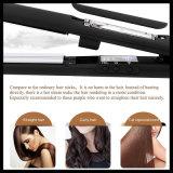 Пара Lockabel напряжения тока Bidisco раскручиватель волос двойного плоский (V179)