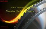 Blad van uitstekende kwaliteit van de Cirkelzaag van het Uiteinde van het Cermet 285 X 2.0 X 1.7 X 32 X 80t voor het Knipsel van de Staaf van het Staal