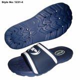 Logo personnalisé en usine hommes Diapositive sandale pantoufle fuite eau du bain