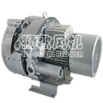 Coletar o ventilador do giro do anel da poluição atmosférica da soldadura com trifásico