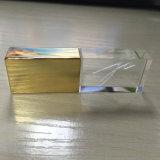 Haute qualité en bois de luxe Crystal lecteur Flash USB USB (ED004)