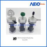 أكسجين مستنشقة أنبوب مقياس تدفّق مرطّب زجاجة [هلثكر] قابل للتعديل [توب-غرد]