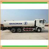 carro del depósito de gasolina de la aleación de aluminio de 8X4 Rhd Shanqi