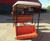 Venta caliente tres ruedas eléctrica Trike Rickshaw pasajero