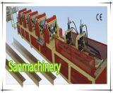 La línea de producción de placas de Borde de papel