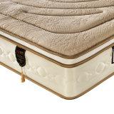 Muebles de dormitorio alto contenido en carbono de resorte de acero fino colchón de espuma (FB739)