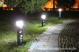 De hete het Verkopen ZonneVerlichting van de Sensor van het Gazon Lichte Kleurrijke Lichte Openlucht