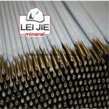 Freies Beispielkohlenstoffarme Stahlblau-Farben-Stahl-Schweißens-Elektroden
