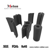 Les profils d'extrusion en caoutchouc EPDM de caoutchouc mousse de silicone