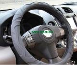 Leer 380mm van de Dekking van het Stuurwiel van de Auto van pvc Algemeen begrip