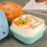 Contenitore di alimento di plastica della casella di pranzo di Bento per il bambino 20003