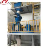 Rollenvertragsschrauben-Brikettierenmaschine der industriellen chemischen anorganischen Düngemittelpuderstangenbohrermineralvorkompression trockene doppelte