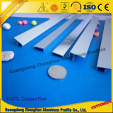 Pour la décoration d'aluminium Extued Profil Profil de bord en aluminium