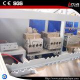 Máquina de Belling do soquete da tubulação do PVC do forno de quatro cavidades