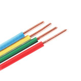 Fio de cobre com isolamento de PVC (BVR) Fio de construção