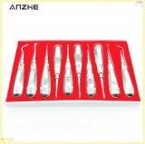 Стоматологическая лифты 10 ПК Установите стоматологическое обслуживание извлечения документов из нержавеющей стали