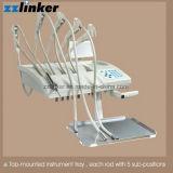 Anle Al-388sb linke Handchina-bestes zahnmedizinisches Stuhl-Geräten-Gerät