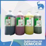 J-Teck Glühen in der dunklen Leuchtstoff 6 Farben-Farben-Sublimation-Tinte