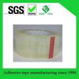 Cinta adhesiva transparente del embalaje BOPP de la cinta