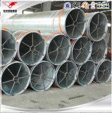 5L de la API de pared gruesa espiral de gran diámetro del tubo de acero soldado