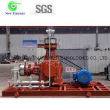 Hochdruckmembrankompressor des Gas-H2