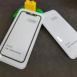 alto protector de la pantalla del teléfono celular del vidrio Tempered del claro 9h de 0.33m m para el iPhone protector de la pantalla de 8 vidrios
