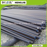 China-reines Rohstoff-Schwarz-Entwässerung-Wasser HDPE Gefäß PET Rohr