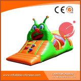 子供(T5-002)のための膨脹可能な跳躍のワニのトンネルの警備員